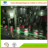 The Whole Line for Beverage Filling Machine Can Type