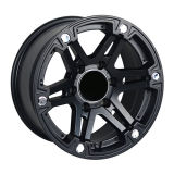 Double Five Spokes Strong Alloy Wheels