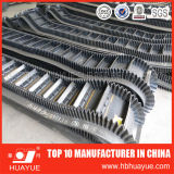 Cleats Conveyor Belt for Coal, Sidewall Conveyor Belt