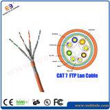 Fluke Test Passed FTP Cat 7 LAN Cable