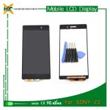 Wholesale Transparent LCD Screen for Sale for Sony Xperia Z2 LCD Screen