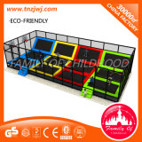 Trampolines Park Enclosures Trampoline Bed with Safety Net