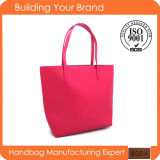 Wholesale Promotional Red Fashion Shopping Tote Bag