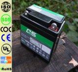 6YT6(6N6) 6V6AH High Starting Performance AGM Sealed maintenance free lead acid motorcycle battery