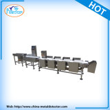 Industrial Check Weigher Machine, Pipe Line Matched Weigher