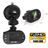"1.5"" TFT 1080P HD Car DVR Record Dashcam with G-Sensor 12 LED IR Night Vision"
