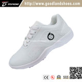 New Men′s Lightweight Casual White Golf Shoes 20219