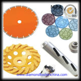 High Performance Diamond Tools for Cutting Drilling Polishing Grinding