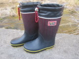 Good Price Children Rubber Rain Boots Stock (1574-2)