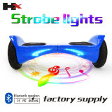Wholesale Hx 2 Wheel Hoverboard with Strobe Lights Bluetooth Speaker