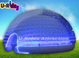 LED events lighting inflatable product Inflatable Tent for exhibition