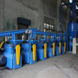 Waste Tire Recycling Rubber Powder Machine Plant