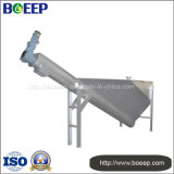 Sand Water Separator in Sewage Treatment