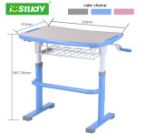 Ergonomic Study Table Used School Furniture for Kids