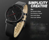 Yxl-828 Newest Arrival Promotion Fashion Leather Man Brand Break Man Watch