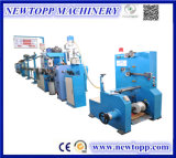 PE Chemical Foaming Cable Extruder Machine