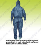 Disposable Microporous Coverall, Protective Clothing