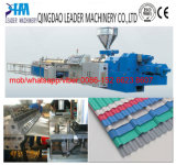 UPVC/PVC Corrugated/Waved Roofing Sheets Extruding Machine