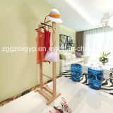 2006 Wholesale Wooden Coat Ract Hat Display Home Furniture High Quality Cx-Wr032