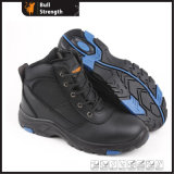 Industry Leather Safety Boots with PU/Rubber Outsole (SN5285)