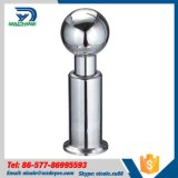 SS304 Sanitary Stainless Clamped Rotary Cleaning Ball