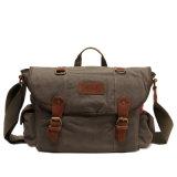 Army Heavy Canvas Messenger Handbag Bag China Factory (RS-H7032-8)