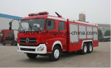 Dongfeng Tl 6*4 Fire Fighting Truck for Sale