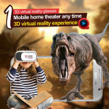 2016 Google Cardboard Vr Box 2.0 Vr Virtual Reality Glasses