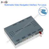 Car Multimedia Navigation Interface Box for Lexus Hiphone Navigation, USB, Rear