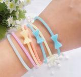 OEM Bowknot Fluorescent Color Bracelets
