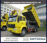 Sinotruk 6X4 Tipper Truck (ZZ3257M3647)