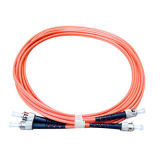 Ce/UL Certificate St to St Multi-Mode Optical Fiber Jumper