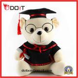 Cheap Custom Made Boy Girls Gift Graduation Glass Cup Bear