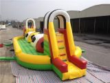 2016 Sport Game Inflatable Running Ball Obstacle Course for Sale