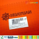 Customized Printing 1or 2 dimensional barcodes UHF Apparel RFID tags