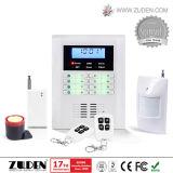 99 Wireless Zones & 2 Wired Zones Burglar GSM Home Alarm