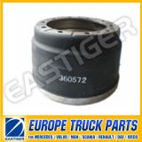Truck Parts for Brake Drum 360572 (Scania 113)
