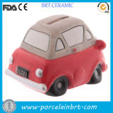 Novelty Car Shape Ceramic Saving Box Baby Shower Gift