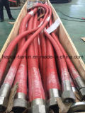 High Pressure Abrasion Resistant Oil Hose Pipe for Ship