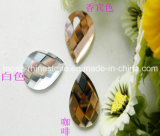 Tear Drop Shape Iron on Crystal Stone Heat Transfer Rhinestone (HF-Tear drop 10*14)