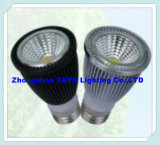 Yaye CE/RoHS Approval E27/MR16/GU10 COB 3W/5W/7W/9W COB LED Spotlight (YAYE-GTCOB5WD)