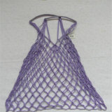 Knotted Nylon Mesh Package Bag