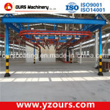 Widely Used Power and Free Conveyor Line
