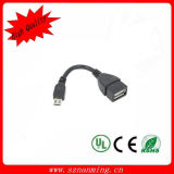 Micro USB OTG Cable for Cell Phone (NM-USB-1230)