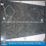 Prefabricated Verde Ubatuba Granite Counter for Kitchen and Bathroom