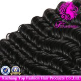 Hair Products 100% Brazilian Virgin Remy Hair Extension Deep Wave Weft