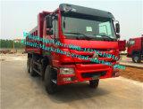 Sinotruck HOWO 6X4 Heavy Duty Tipper/Dumper Truck 336/371HP Fiji Ethiopia