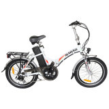 20 in Folding Electric Bicycle