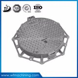 Foundry Direct Cast/Iron/Metal Manhole Cover for Chemical Industry