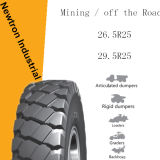 26.5r25 Wholesale off Road Radial Loader Tire, OTR Tire